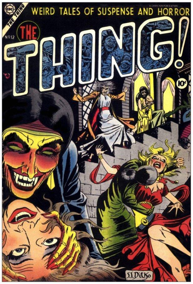 Ditko - Thing 12