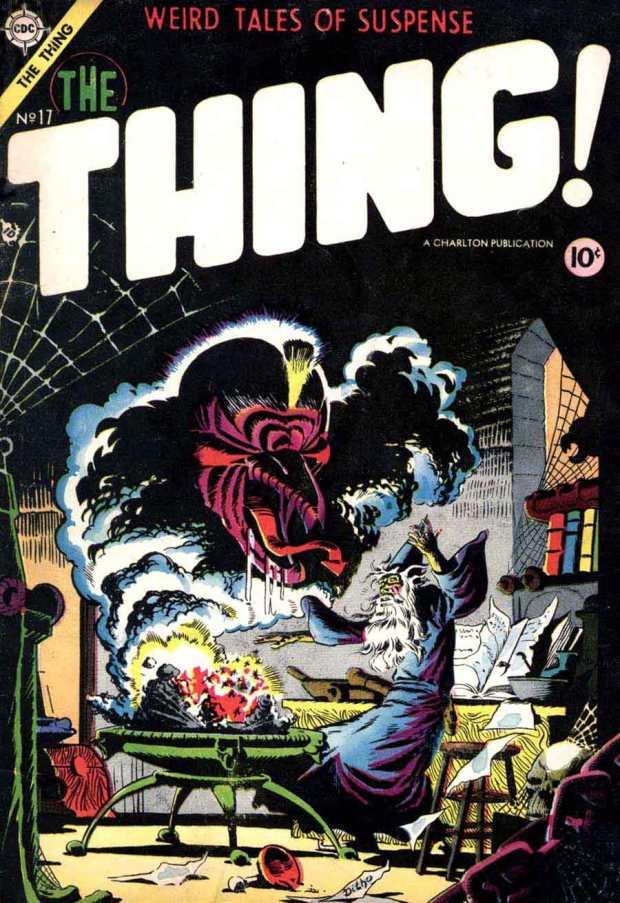 Ditko Thing 17