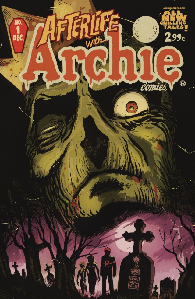 Francavilla Afterlife With Archie