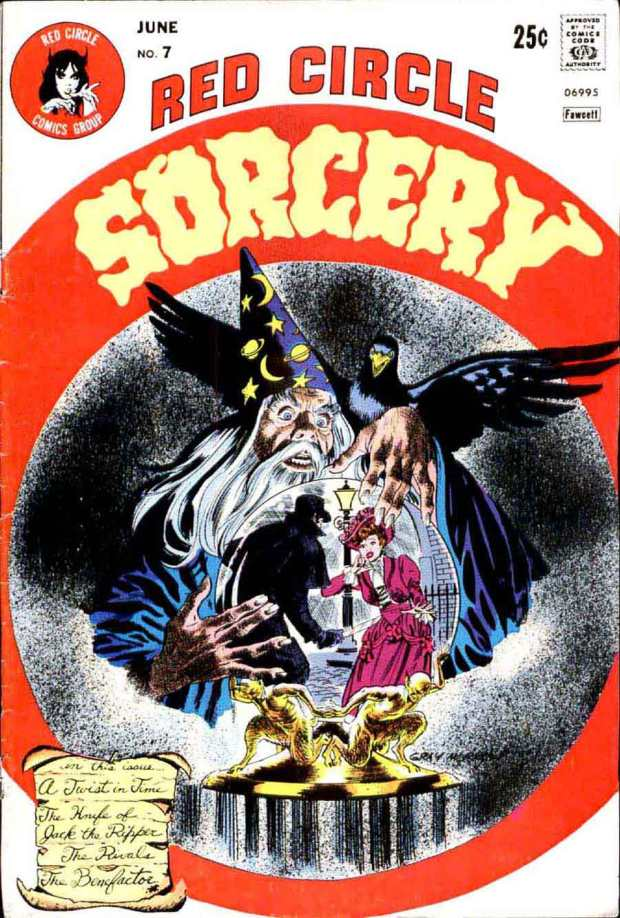 Gray Morrow - Sorcery 7