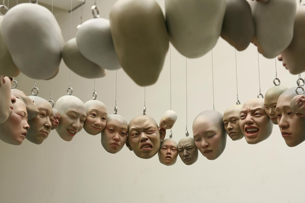 Ring of Heads - Choi Xoo Ang