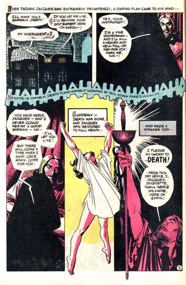 Toth - Red Circle Sorcery 8