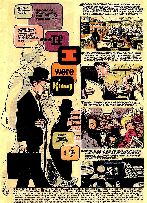 Toth - Red Circle Sorcery 9