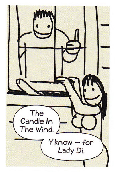 Zdarsky Candle in the Wind