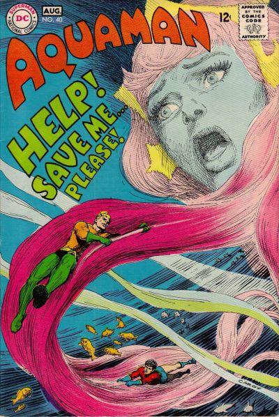 Cardy Aquaman 40