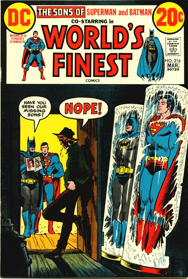 Cardy Worlds Finest 216