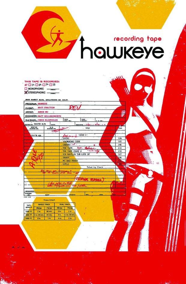 Aja Hawkeye 16