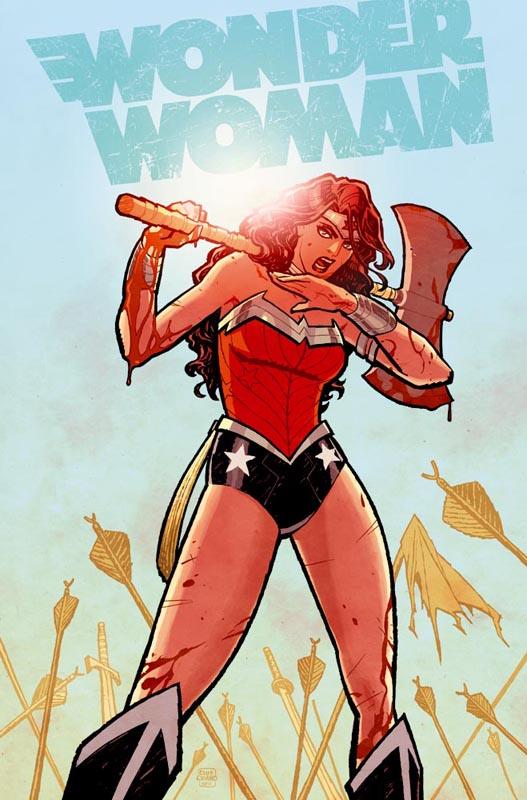 Chiang Wonder Woman 2