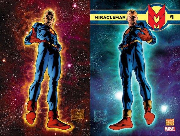 Quesada Marvelman Miracleman