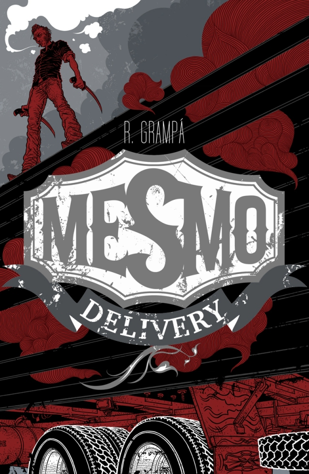 Grampa Mesmo Delivery Cover