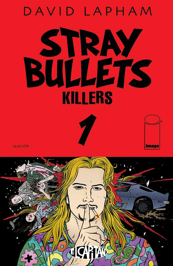 Lapham Stray Bullets Killers 1
