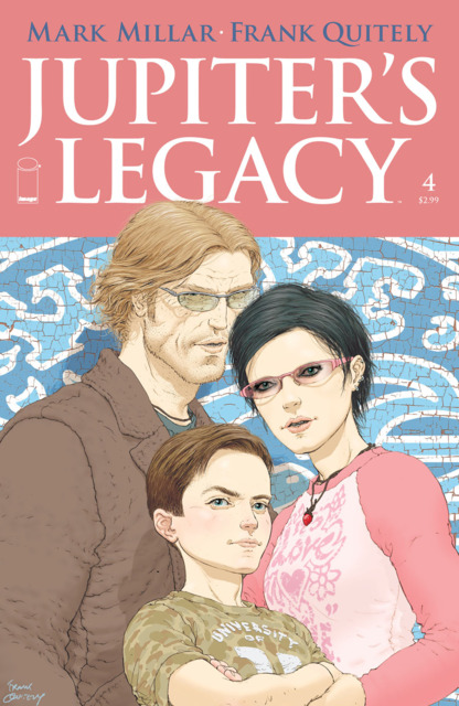 Quitely Jupiter's Legacy 4