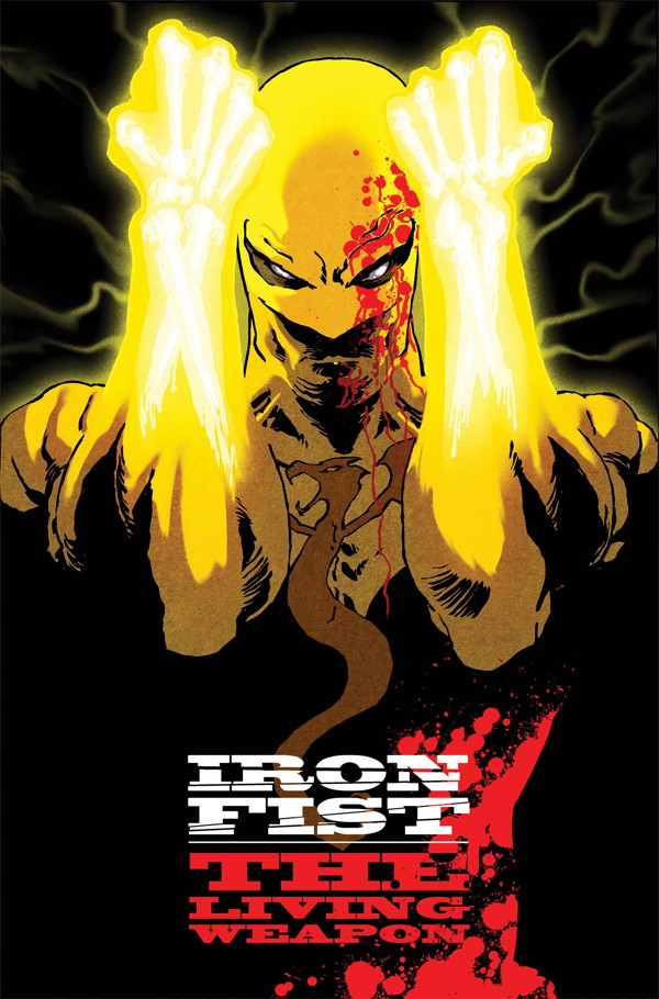 Andrews Iron Fist 1