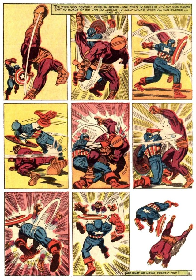 Kirby Cap vs Batroc