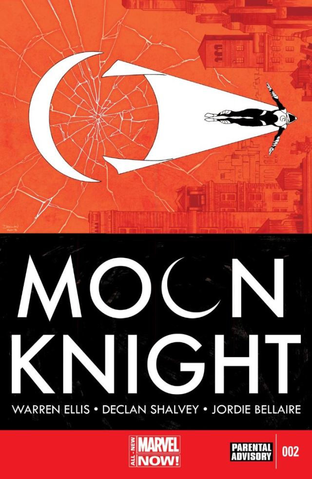 Shalvey Moon Knight 2
