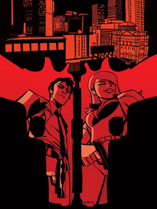 Oeming Murder Inc