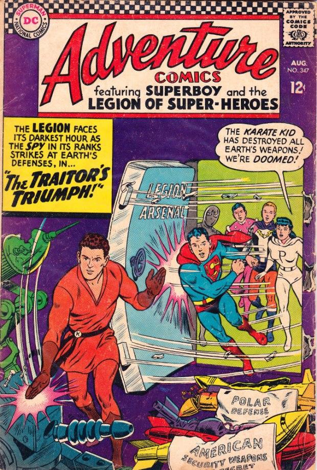 Adventure Comics 347
