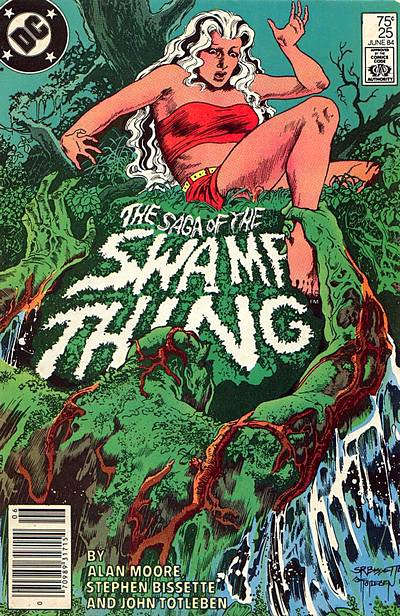 Bissette Swamp Thing 25