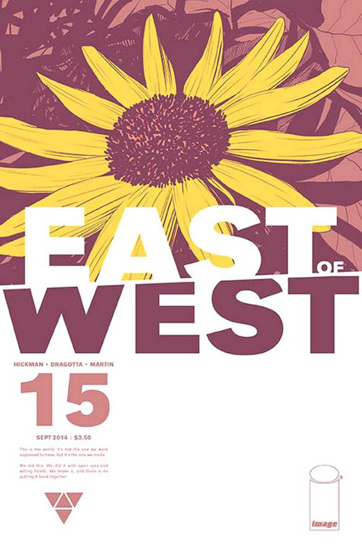 East of West 15