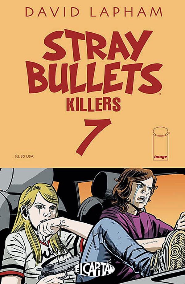 Lapham Stray Bullets Killers 7