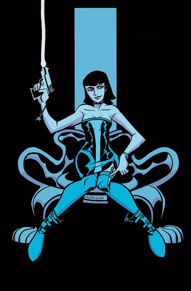 Oeming Murder Inc 5