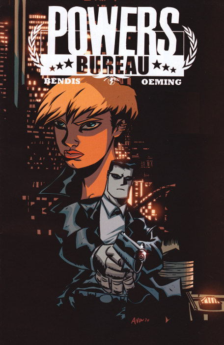 Oeming Powers Bureau 11