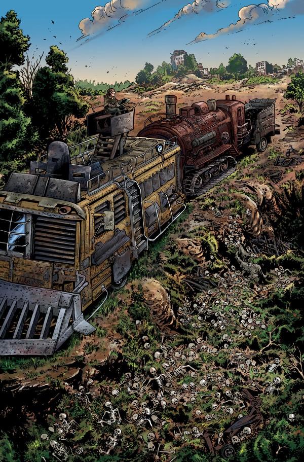 Andrade Crossed Train