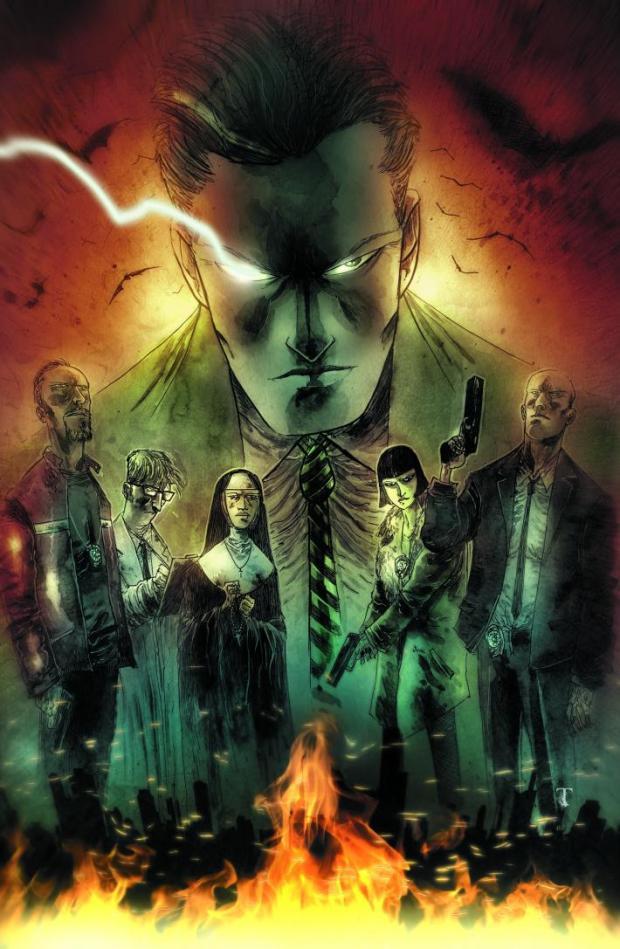 Templesmith Gotham