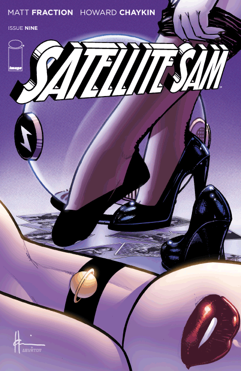 Chaykin Satellite Sam 9