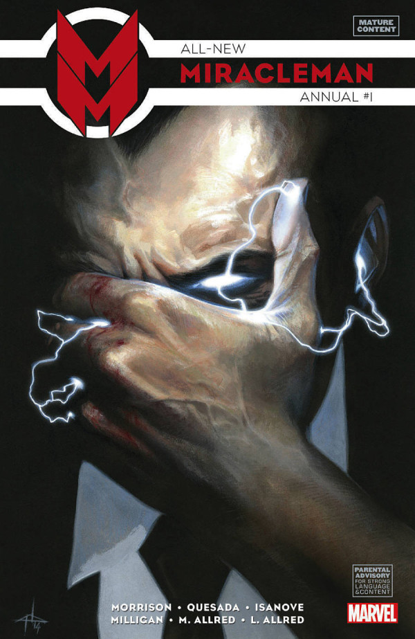 Miracleman Annual