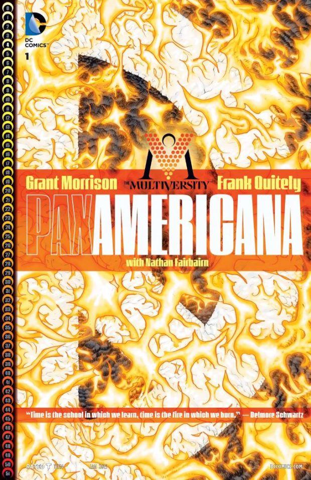 Quitely Pax Americana