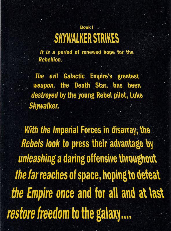 Star Wars 1 Scroll