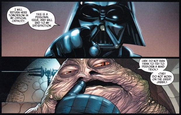 Larroca Vader Jabba