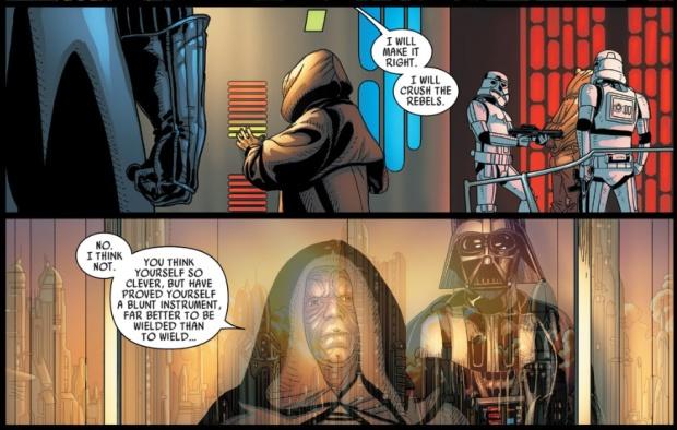 Larroca Vader Palpatine