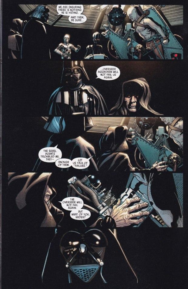 Larroca Vader Torture