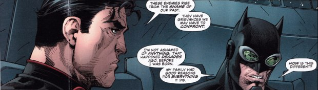 Lee Nazi Batman