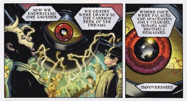 Mahnke Ultra Comics Gentry