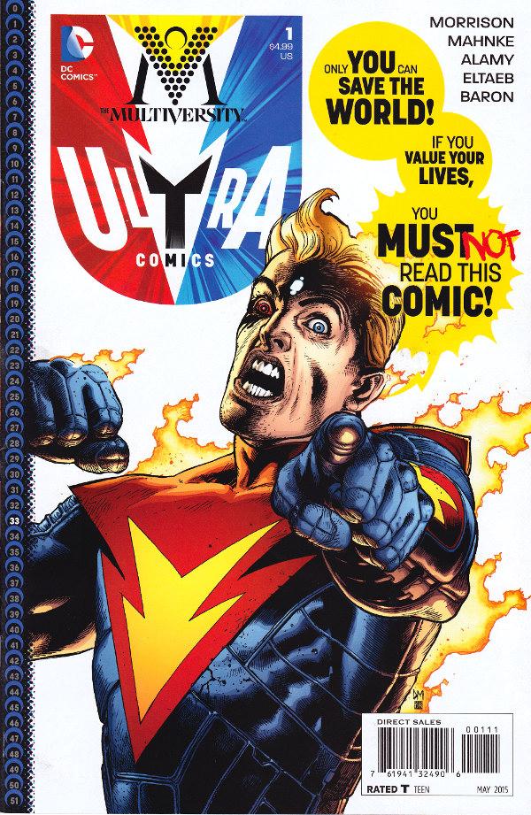 Mahnke Ultra Comics