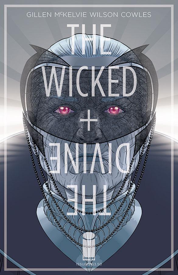 McKelvie Wicked Divine 9