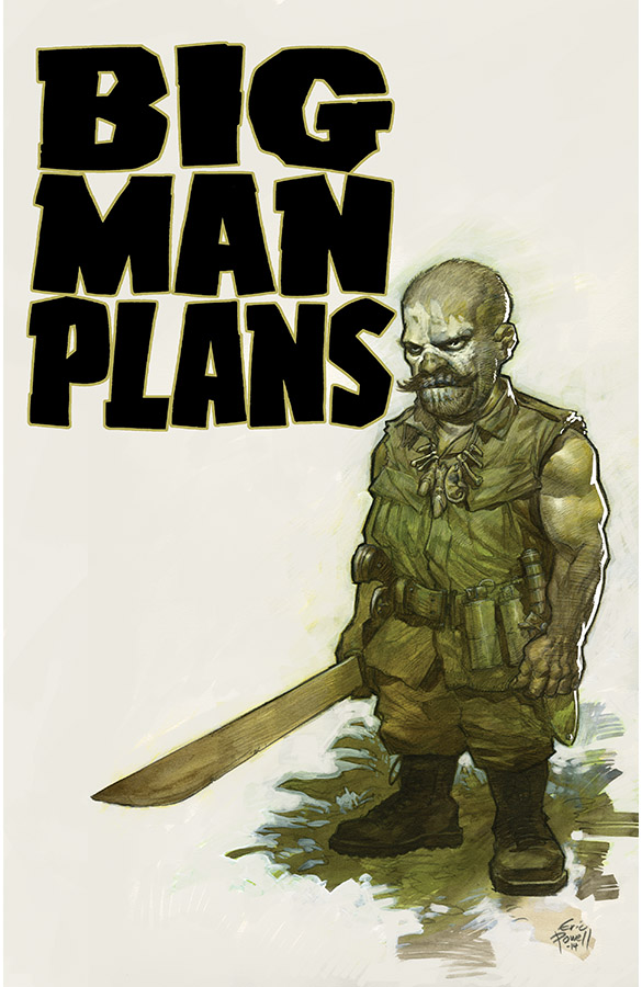 Powell Big Man Plans 1