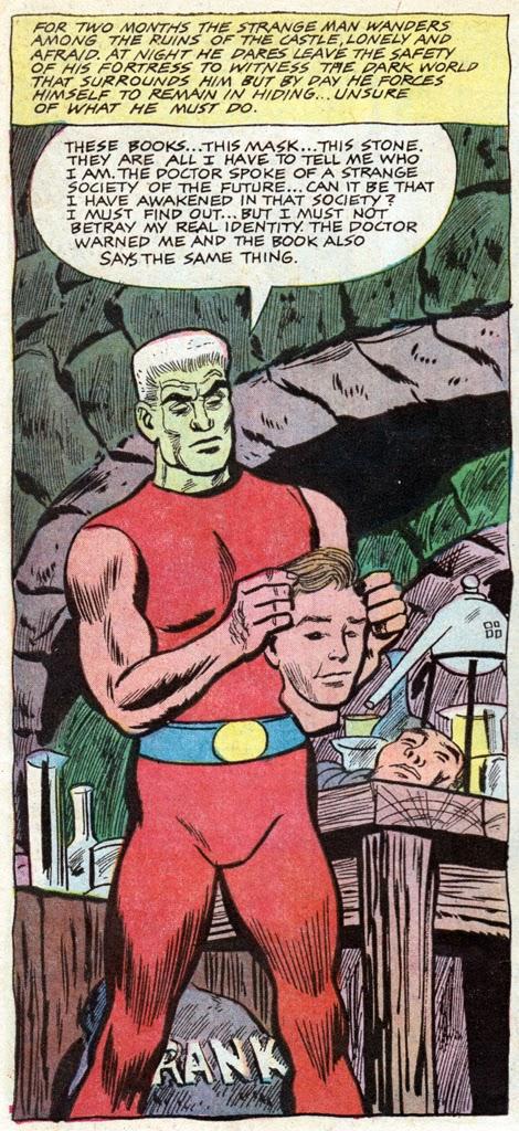 Tallarico Frankenstein Mask