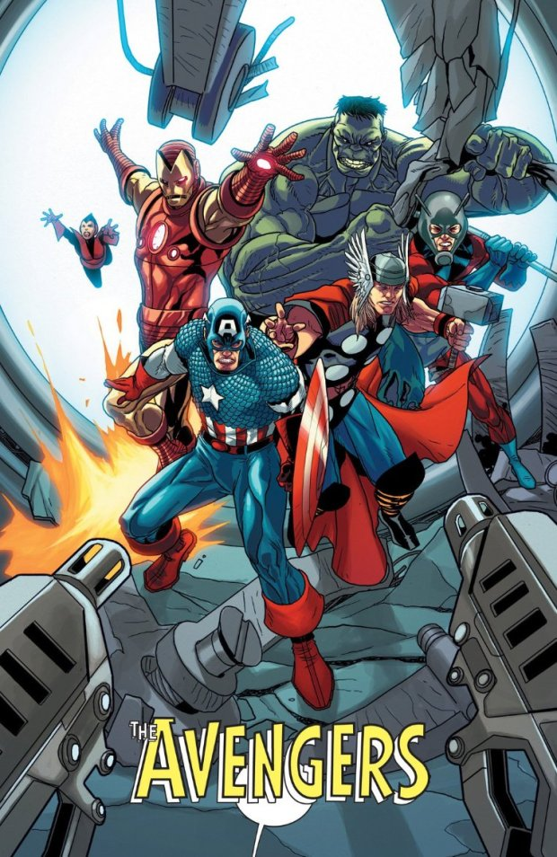 Larocca Avengers 25