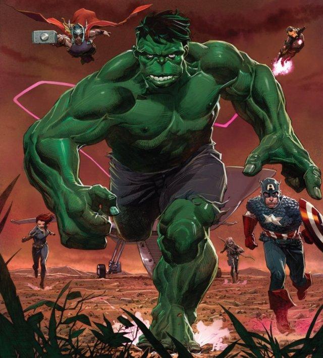 Opena Avengers 1