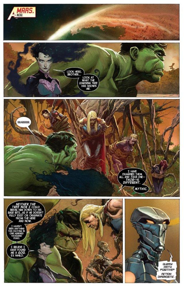Opena Avengers Captured