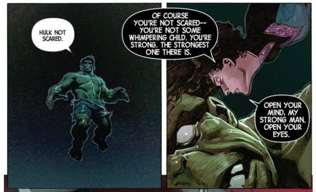 Opena Avengers Seduction