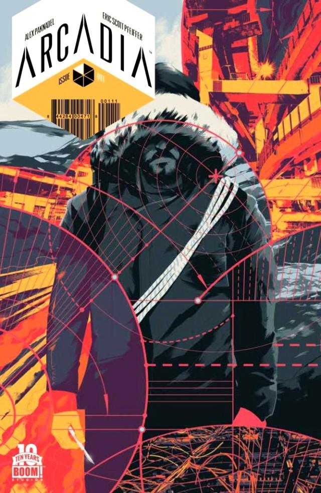 Pfeiffer Arcadia 1 Cover