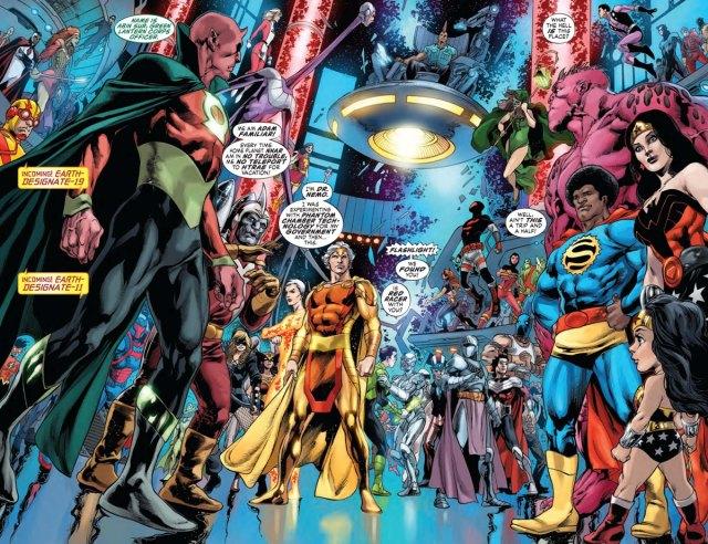 Reis Multiversity 2 Heroes