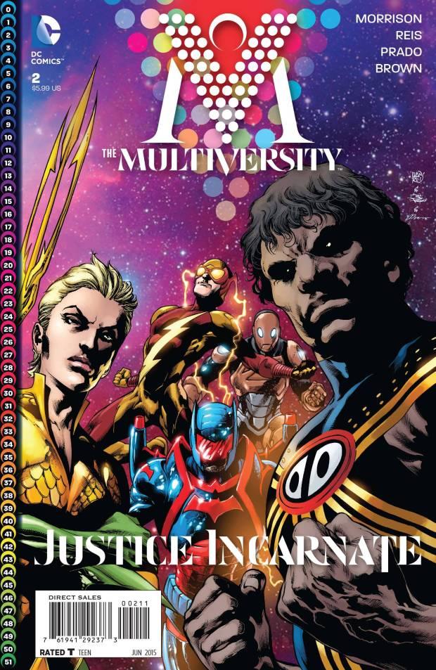 Reis Multiversity 2