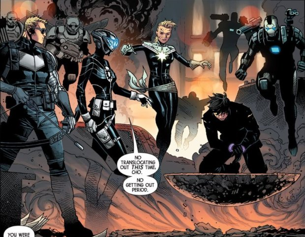 Cheung Jackboot Avengers