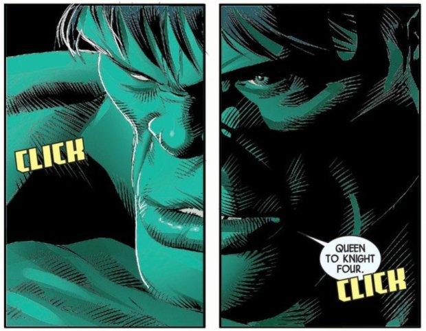 Deodato Chess Hulk